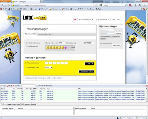 Lotto httpfox