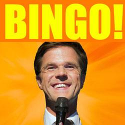 Rutte bingo