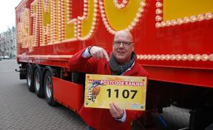 Postcode Kanjer valt in Amsterdam