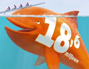Staatsloterij Mega Jackpot 10 januari op € 18,6 miljoen