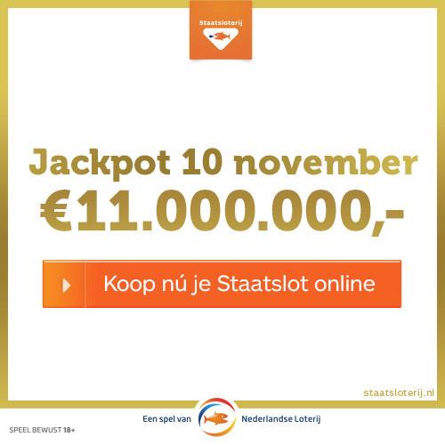 Eurojackpot Uitslag Vandaag