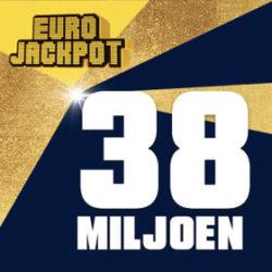 eurojackpot 38 miljoen