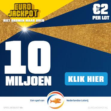 Eurojackpot Uitslag