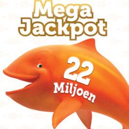 staatsloterij jackpot 22 miljoen