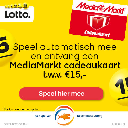 Uitslag Lotto.Nl