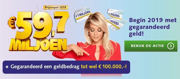 BankGiro Loterij 2019