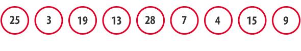 postcode loterij miljoenenjacht bingogetallen zondag 17 maart 2019