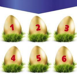 bankgiro loterij gouden ei
