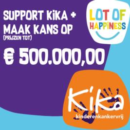 lot of happiness kika
