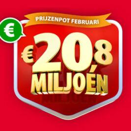 postcode loterij februari 2020 actie